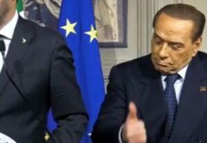 Scostamento di bilancio, Berlusconi al Quirinale con Salvini