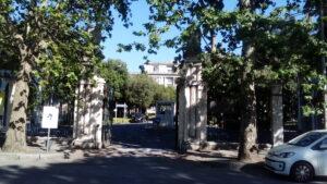 Complesso del Forlanini, Ex ospedale Forlanini