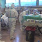 la pandemic fatigue, Reparto di terapia intensiva