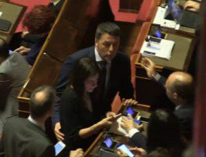 Renzi e Giorgetti convergono su Draghi, Matteo Renzi
