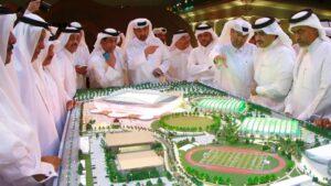 Gravina, Preparazione dei Mondiali di Calcio in Qatar