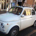 Stellantis, Uno dei primi modelli della Fiat 500