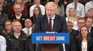 Stanley Johnson, Boris Johnson