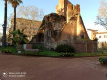 Elezioni per il Campidoglio, La porta magica a piazza Vittorio
