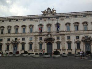 Speranza, Sede della Corte costituzionale