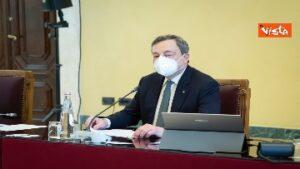 Kastellorizo, Mario Draghi
