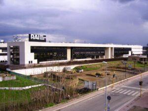 telegiornale, La sede di TG e GR RAI di Saxa Rubra