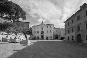Italia in attesa, Una foto di George Tatge