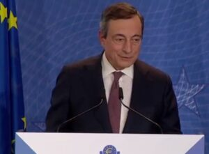 AstraZeneca, Mario Draghi