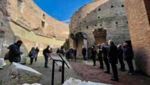 Mausoleo, Visita guidata al Mausoleo di Augusto