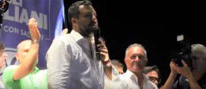 Vilipendio, Matteo Salvini