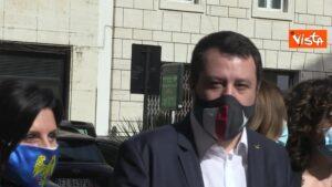 Azzeramento dei partiti, Matteo Salvini