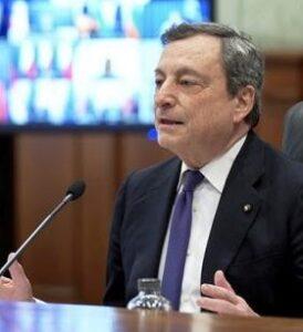 riaperture, Mario Draghi
