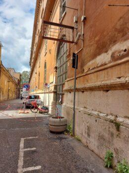 Ospedale San Giacomo,In stato di abbandono l'ex Ospedale San Giacomo