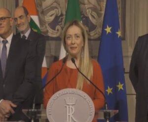 Fratelli d'Italia, Giorgia Meloni