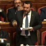 Fratelli d'Italia, Matteo Salvini