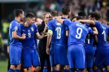 Olimpico, Calciatori della Nazionale italiana