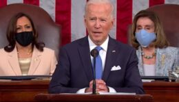ceto medio, Joe Biden parla al Congresso USA