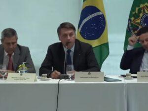 le pagelle del covid, Jair Bolsonaro