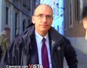 governo di unità nazionale, Enrico Letta