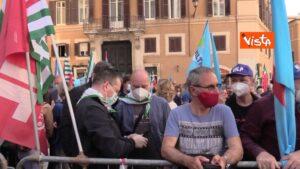 Cabina di regia, I sindacati manifestano in favore della proroga del blocco dei licenziamenti