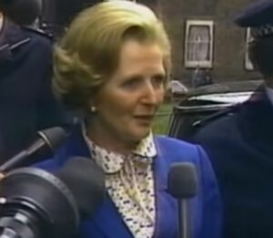 liberismo, Margaret Thatcher