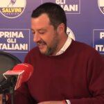 riaperture graduali, Matteo Salvini