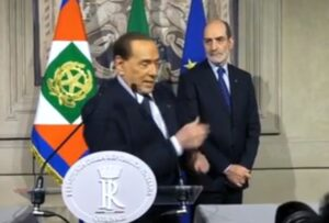 Toti, Silvio Berlusconi