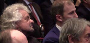 Dati degli iscritti al M5S, Beppe Grillo e Davide Casaleggio