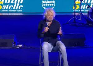 Vaffa Conte-Grillo, Beppe Grillo