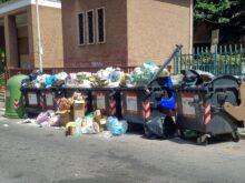 Giornata mondiale dell'ambiente, Roma sommersa dai rifiuti