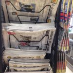 Crisi dei quotidiani, Quotidiani in vendita