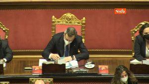 Conte presidente, Mario Draghi