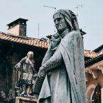 Dante, Statua di Dante