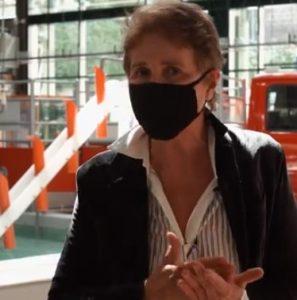 Plastica, Patrizia Tomasich direttrice del Museo Explora