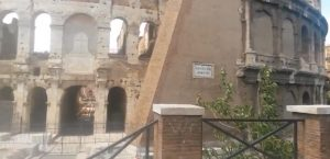 Ballottaggio a Roma, Il Colosseo