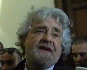 Ballottaggio a Roma, Beppe Grillo